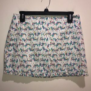 Lilly Pulitzer Callie Skirt Oh buoy Ruffle New